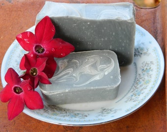 Exotic Night  orange, lavender and sweet anise scented all natural soap