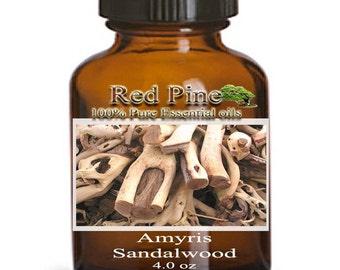 Amyris Sandalwood Essential Oil - Pimpinella anisum - 100% Pure Therapeutic Grade