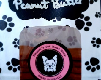 Half Pound Bag of All Natural Dog Treats