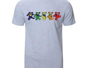 JRAD Grateful Bears Shirt