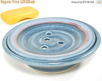 ON SALE Draining Dish - Draining Soap Dish - Self Draining Dish - Soap Dish - Drainer Dish - Soap Drainer - Soap Dish Drain - In Stock