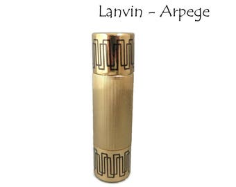 Lanvin Perfume, Vintage Arpege Fragrance,  1960s New Old Stock, Sealed French Perfume, Collectible Perfume