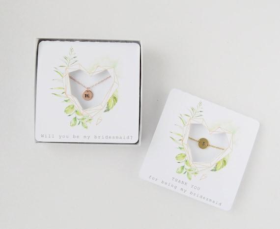 Bridesmaid Add-on Card
