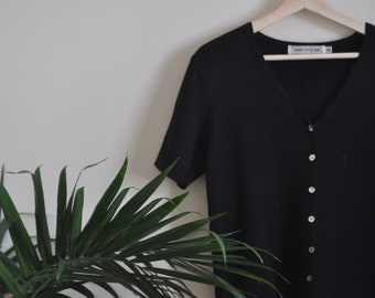 Button Up Short Sleeve (Heavy)