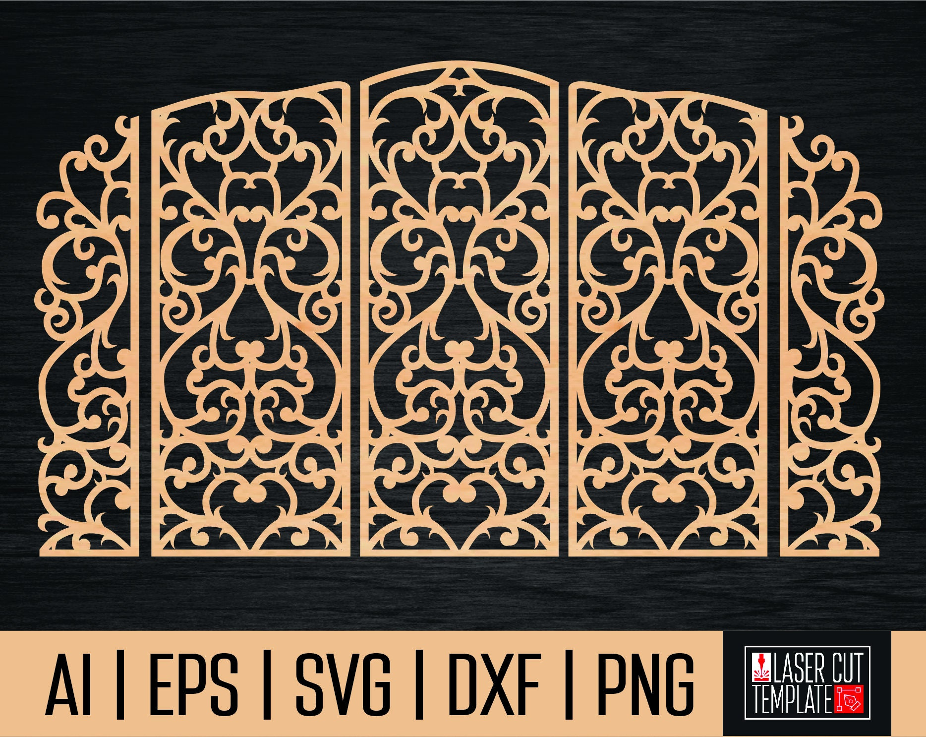 Plasma Projects Woodworking Plans Decorative Screen Cnc