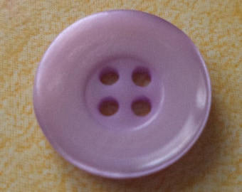 14 small buttons of purple 13mm (4817) button