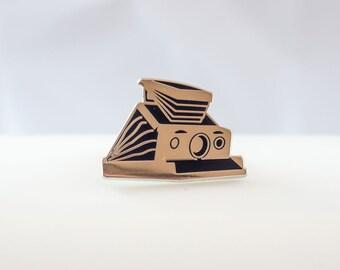 Pin - Polaroid SX-70 Camera