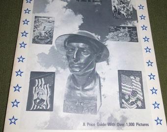 Vintage Patriotic Postcards Book by John Kaduck