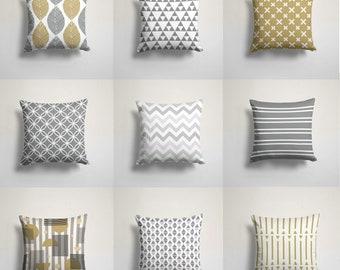 Decorative Pillows/ Home Decor/ Pillow Covers/ Bed Pillows/ Throw Pillows/ Outdoor Pillows/ Gray Pillows/ Brown Pillows/ Throw Pillow Covers