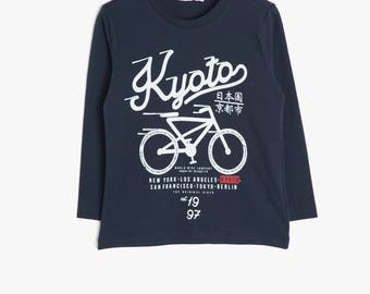 Boys Raglan T-Shirt, t-shirt long Sleeves