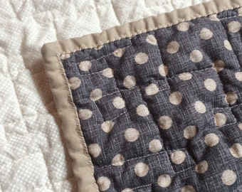 Washable Wool Batting Add-on Option (For a Fluffier Quilt)
