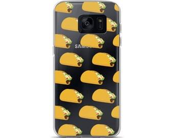 Taco Frenzy Samsung Case