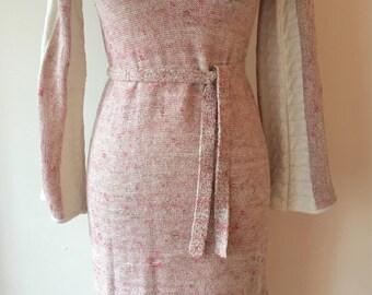1970s Sweater Dress