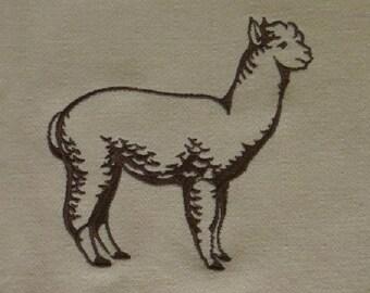 Alpaca Towel