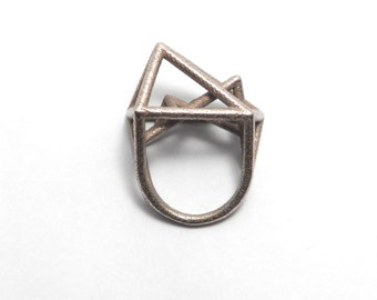 Urban Development Ring (Steel, Bronze or Gold)