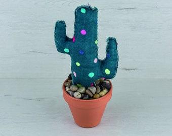 Fabric Cactus