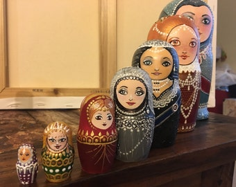 Royal Matryoshka