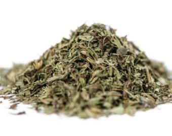 Organic Stevia Leaf C/S 1 oz Fresh and Pure High Quality!