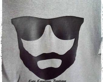 Beard Face T-shirt!