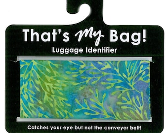 That's My Bag - Coral Batik