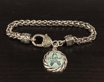 Cerebral Palsy Awareness Bracelet
