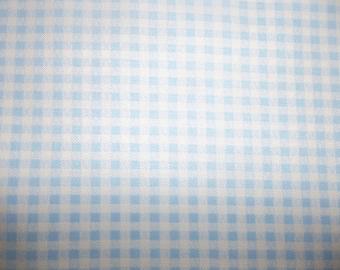 Dots & Plaids Cotton Fabric #184