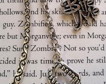 Bite Me Bookmark