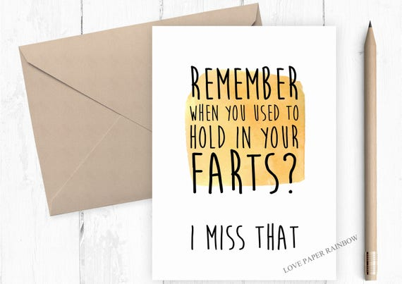 funny valentines card, funny anniversary card, fart anniversary card, fart valentines card, funny boyfriend card, fart card, hold farts in