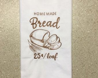 Vintage Farmer Market - Bread