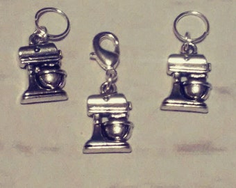 Stand Mixer- Stitch Marker Set-Choice
