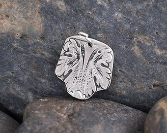 Silverware Pendant SP066