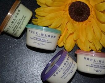 Whipped Shea Butter - Spring/Summer Set - Body Butter - All Natural - Organic - Handmade - Moisturizer - Lotion - Body Mousse - Body Cream