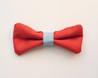 Magnetic bow - Orange/Blue