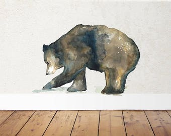 Bear Wall Decal