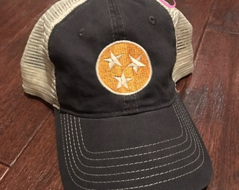 Tennessee State Flag Cap - Go Vols!!