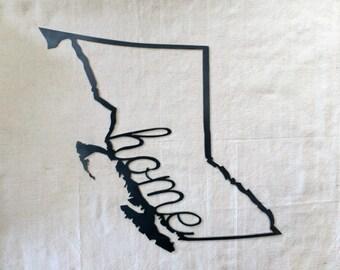 Map - BC