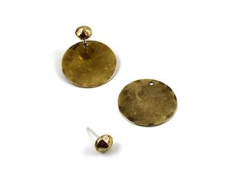 Orbit Earrings // Ear Jackets