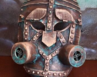 Steampunk gasmask