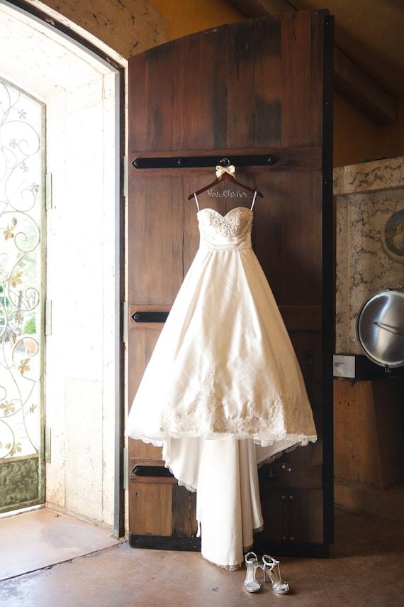 Wedding Dress Hanger Rustic Wedding Rustic Chic Wedding - Rustic Chic Wedding Dress