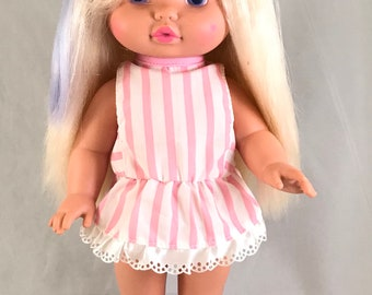 Lil Miss doll (with color changing hair)