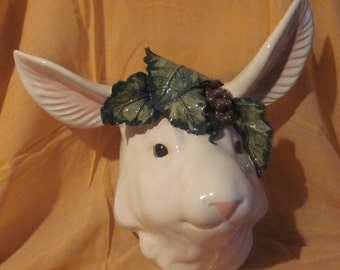 Fabulous, perfect Rabbit Head by Sonya Magill