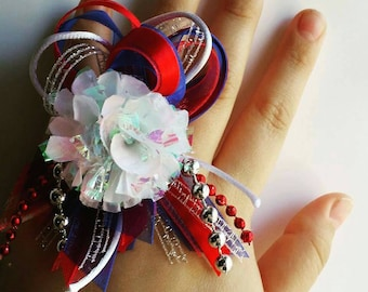 Homecoming Ring || Adjustable Finger Mum