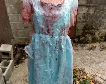 Zombie Prom Dress
