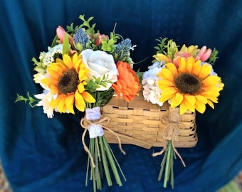 Country Bouquet Set
