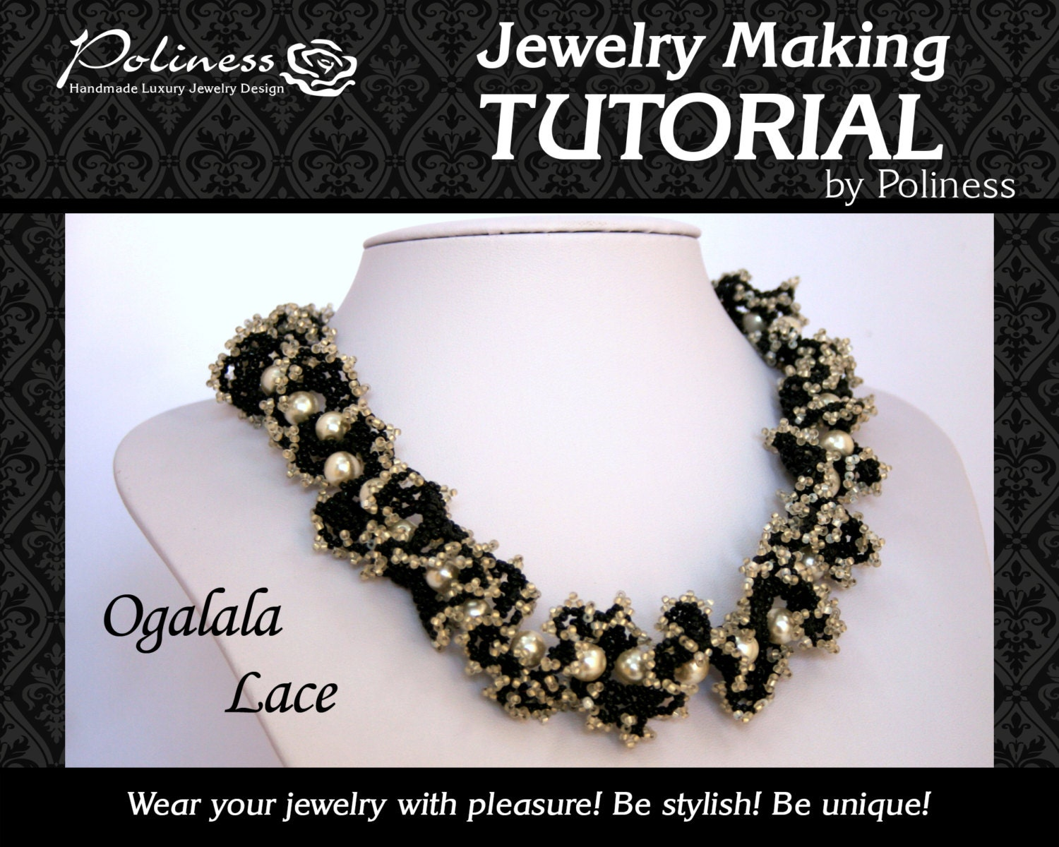 Beading - Beads making - Jewelry making - Patterns - Tutorials ...