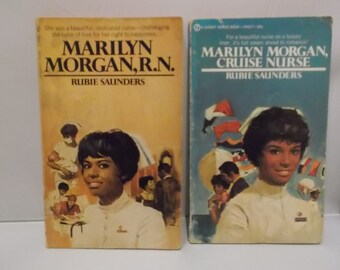 Marilyn Morgan R.N by Rubie Saunders