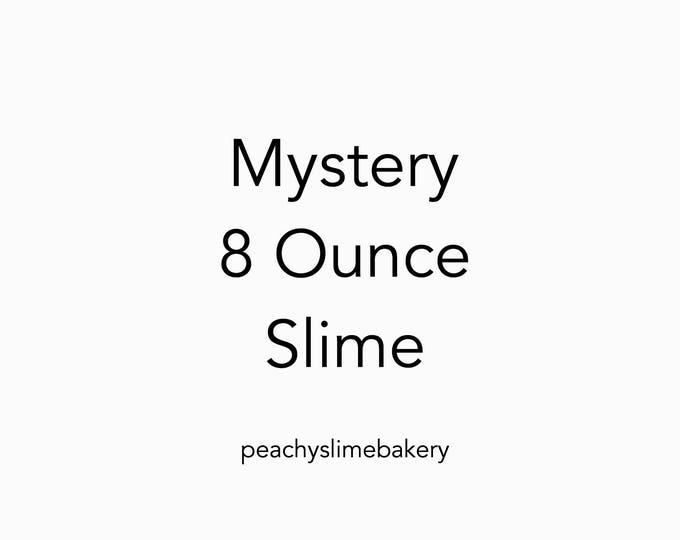 Mystery 8 Ounce Slime
