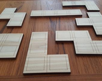 Tetris Trivets