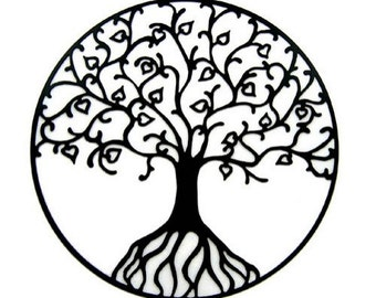 Tree of Life SVG eps dxf html pdf png