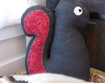 Squirrel Pillow - Custom Order